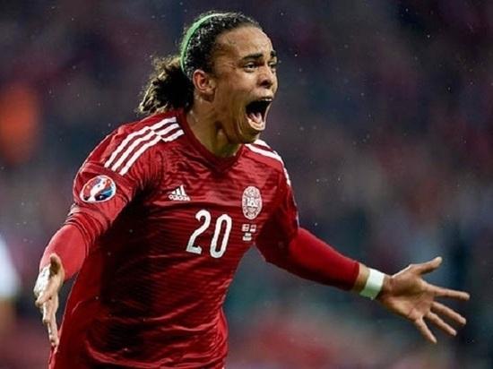 Датчане забили гол команде Перу на «Мордовия Арене» в матче ЧМ-2018