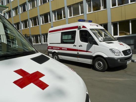 В Москве на аргентинских болельщиков с шестого этажа упал неизвестный