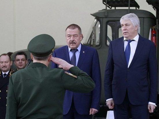 Военную кафедру ТулГУ ждет реорганизация