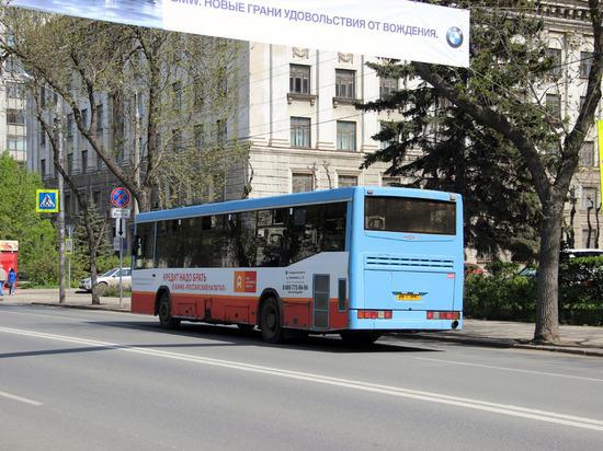 В Самаре отменили автобусный маршрут №77