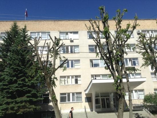 Главную пешеходную улицу Смоленска изуродовали кронированием деревьев