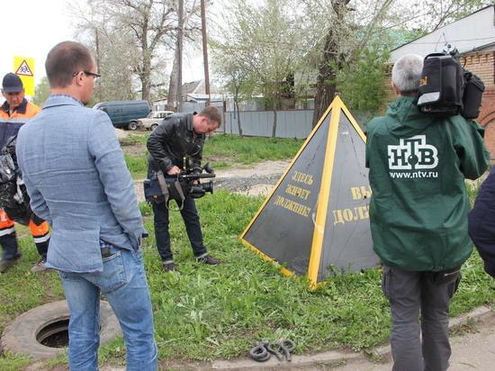 В Самаре с помощью «пирамиды позора» собрали долгов за воду на полмиллиона рублей
