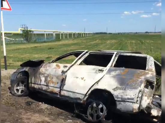 В Тольятти сгорела «одиннадцатая»