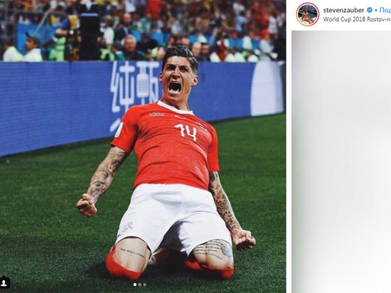 «Лучшая игра в истории»: Швейцария благодарит экс-игрока ЦСКА за чудо