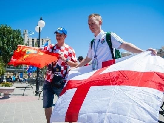Прохладное волгоградское лето разморило англичан
