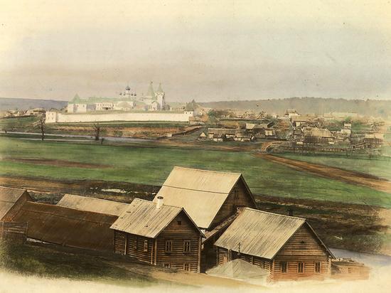 Путешествия Ивана Тургенева через уездный город Серпухов