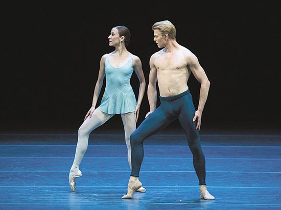 Фестиваль «Бенуа де ла Данс» премировал балет «Нуреев