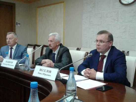 Павел Веселов избран председателем тульского Избиркома