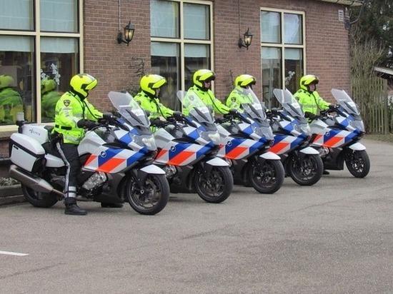 Микроавтобус протаранил толпу нафестивале вНидерландах