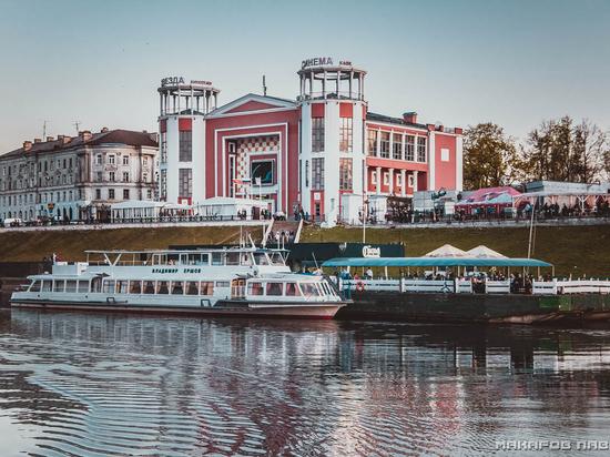 Теплоходы «Волга-Волга» в Твери меняют пункт отправки