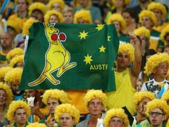 Самару посетят 7 500 болельщиков из Австралии