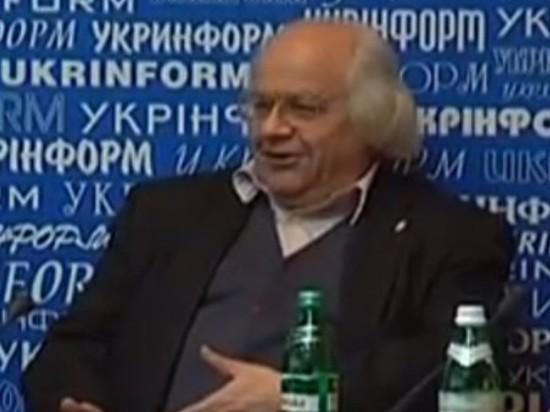Умер украинский поэт Иван Драч