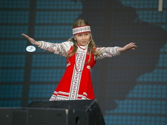 7-летняя астраханка стала призером «Маленькая красавица России 2018»