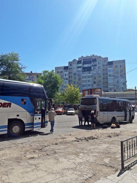 В Симферополе автостанцию перенесут из старого аэропорта в новый