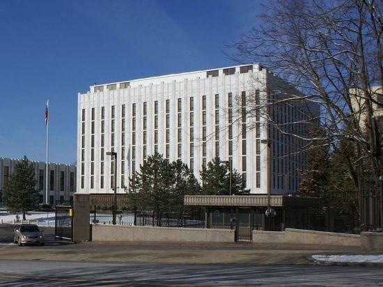 Посольство РФ сочло пропагандистским призыв США освободить «политзаключенных»