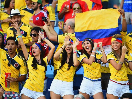 Колумбийские фанаты приедут в Самару на 70 автобусах