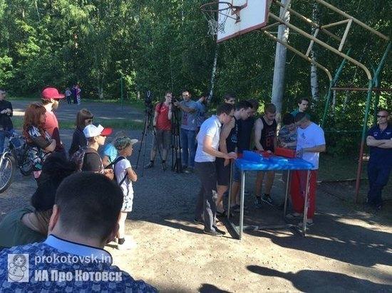 В Котовске прошел фестиваль спорта и здоровья