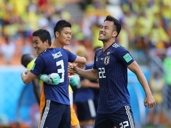 Видеообзор матча ЧМ-2018 пофутболу Колумбия— Япония