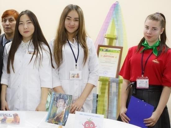 Студенты АГУ продвигают лечение верблюжьим молоком
