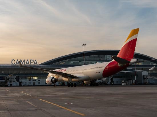 В самарском аэропорту Курумоч зафиксирован рекордный пассажиропоток