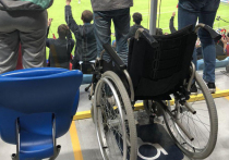 Инвалиды объяснили ситуацию со вставшими с колясок на матче ЧМ