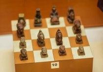 Музей выставляет новые артефакты: шахматы Петри, кортик и отпечаток листа