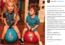 Образец гениального детского манипулирования продемонстрировали дети Аллы Пугачевой и Максима Галкина в день рождения отца