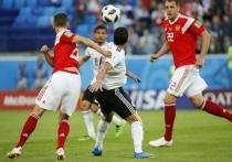 По следам матча Россия-Египет: «Фантастическое везение или запредельная концентрация?»