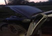 В Татарстане «Порше Кайен» вылетел с дороги в кювет, пострадали два человека