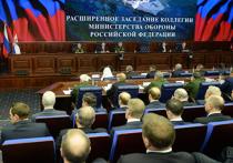 Шойгу: НАТО получит симметричный ответ