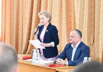 Игорь Додон: «На парламентских выборах будет решаться вопрос о будущем Молдовы»