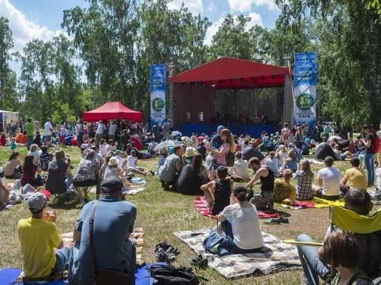В Омске пройдет музыкальный open-air  JazzПарк