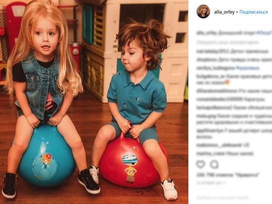 Дети Галкина поздравили его сднем рождения