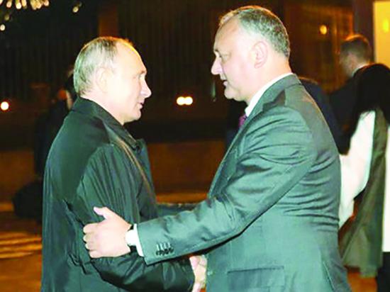 Визит в Россию был плодотворным