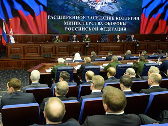 Шойгу: РФ вынуждена отвечать НАТО нанаращивание сил унаших границ