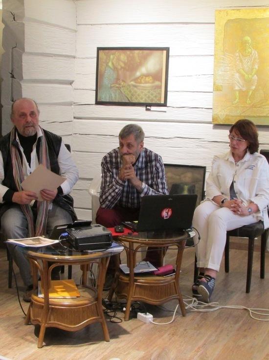 Арт-базар: цену бесценного искусства обсуждали в Иркутске