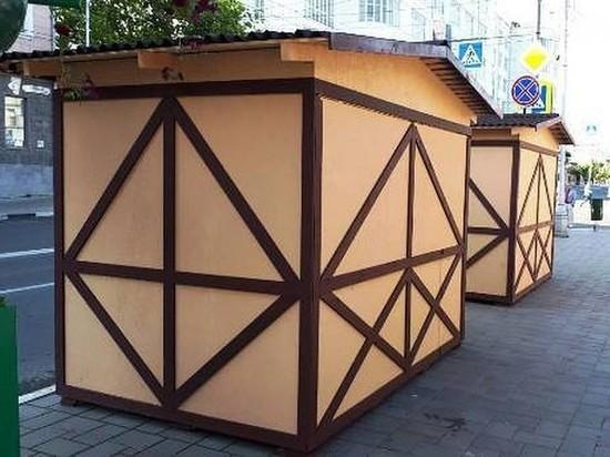 Домики для продажи сувениров к ЧМ-2018 в Самаре изготовили осужденные