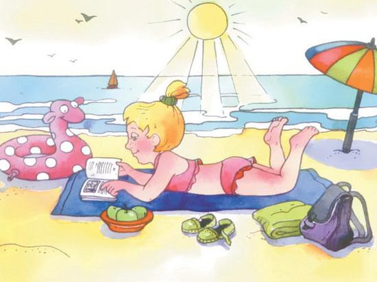 На Кубань пришел летний зной