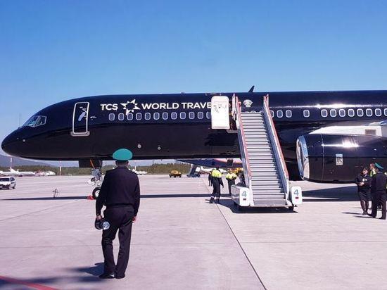 Чтобы  попасть на Камчатку, иностранные туристы выкупили самолет