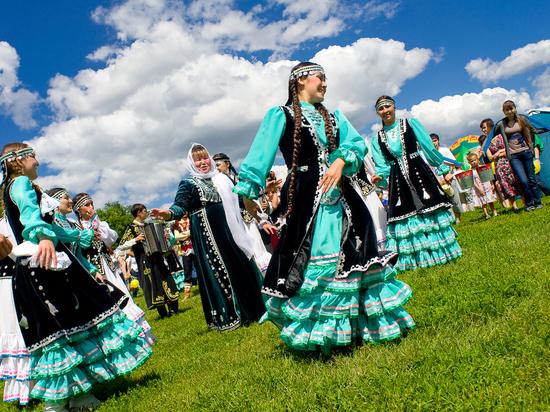 В Ульяновске 1 июля состоится татарский национальный праздник Сабантуй