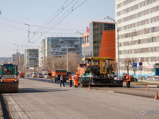 На бульваре Строителей в Кемерове изменится схема проезда