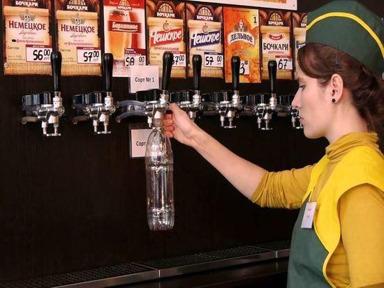 Общественники проанализировали рынок разливного пива