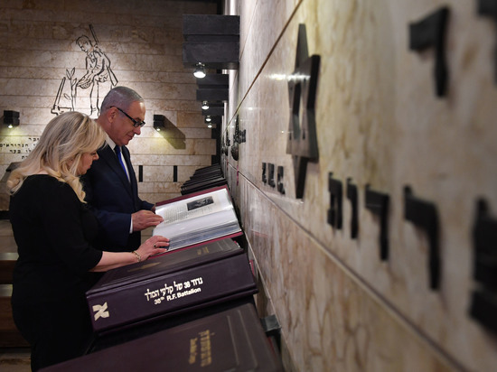 Премьер-министр принял участие в открытии нового отдела Музея еврейских батальонов