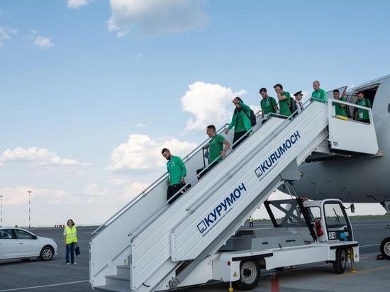 В Самару на ЧМ-2018 прилетела сборная Австралии