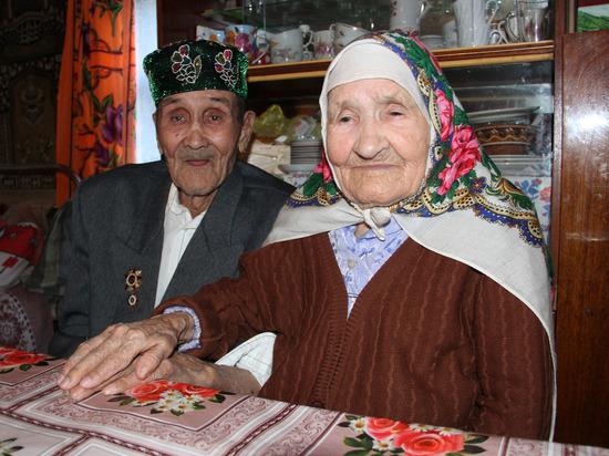 В Башкирии проживают 158 долгожителей