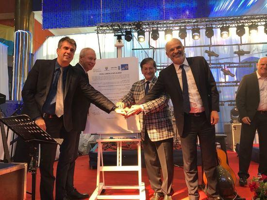 Подписан генплан развития Нагарии: 8000 новых квартир, 1,7 миллиарда инвестиций