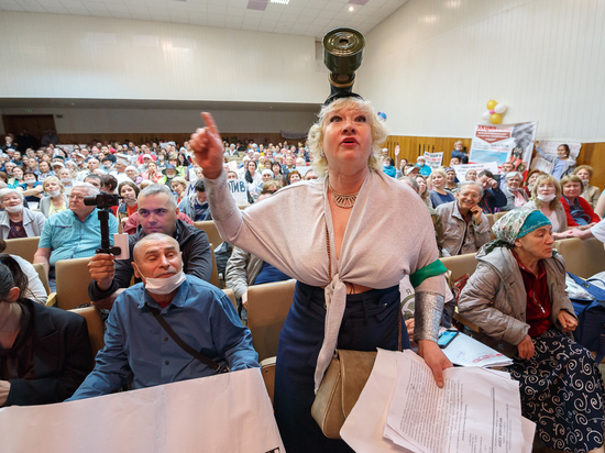 Жители Осиново: «Мы готовы выкупить землю, предназначенную под МСЗ»