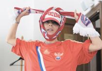Деятели культуры замаскировались под фанатов сборной России: угадайте, кто