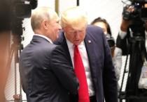 Times: Лондон беспокоит возможная встреча Путина и Трампа