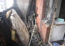 В Орске на пожаре спасены двое детей